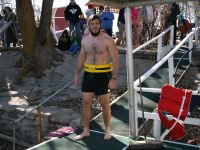 Polar Bear Plunge New Years Day 2016